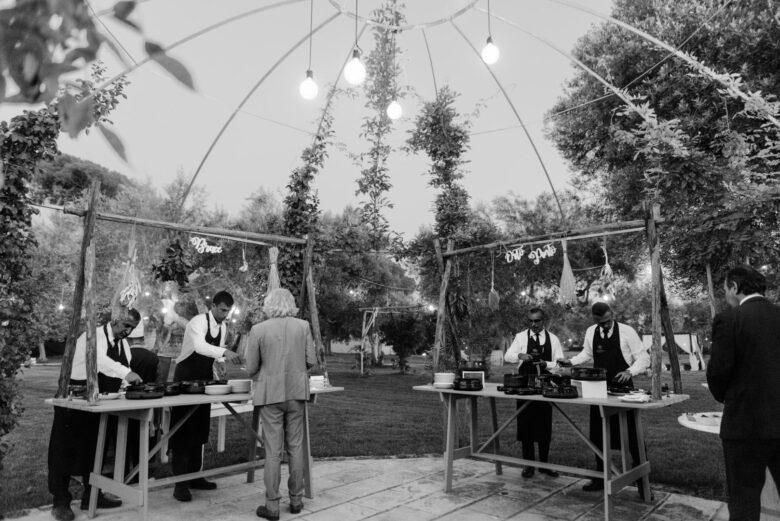 Wedding in Masseria - Tenuta Pinto